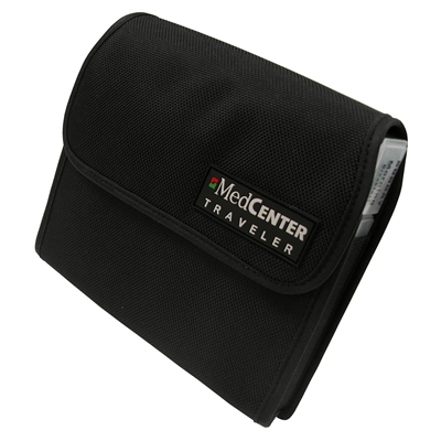 MedCenter Traveler XL Weekly Pill Organizer