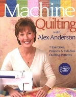 Machine Quilting with Alex Anderson
