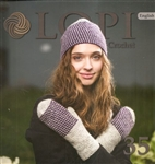 Lopi Pattern Book Volume #35 --Crochet