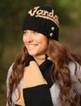 University of Idaho Button Beanie Kit