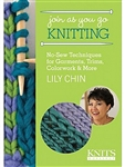 Join As You Go Knitting DVD