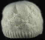 Little Butterfly Cashmere Hat