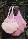 Scallop Purse & Knitting Bag