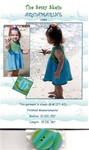 Aquamarine Toddler Dress