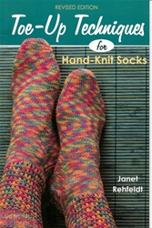 Toe Up Techniques for Hand-Knit Socks
