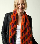 Woven Scarf Downloadable Pattern