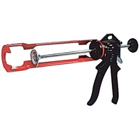 AES Industries Caulking Gun with Rotating Barrel AES-76005