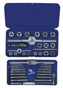 Irwin Hanson 41 pc. Metric Hex Tap & Die Super Set AHN-26317