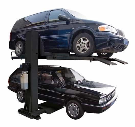 Auto Storage Lift : Auto lift al sp k ss lb single column car storage