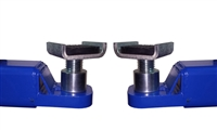 Auto Lift Set of 4 Spin-Up Cradle Adapters ONLY for AL2-12KFX & AL2-15K-CX - AL12KFX-15KCX-SPNCA