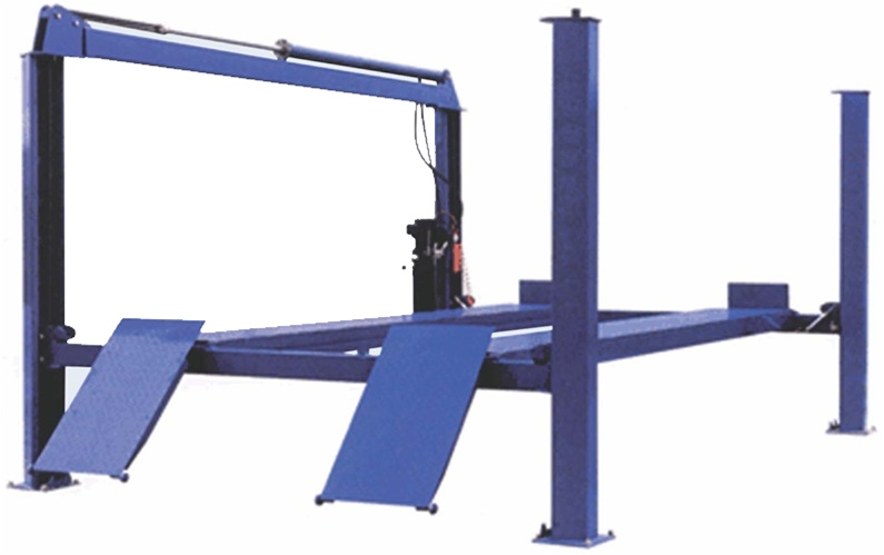 Used Four Post Car Lift For Sale