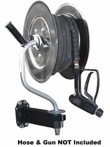 Hot2Go® AR425 150' Pivoting S/S Hose Reel w/5000 psi