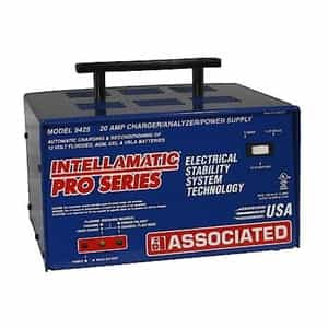 Associated Portable Intellamatic 20-Amp Charger ASO9425