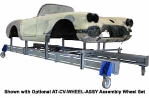 AutoTwirler SFW-0210  Corvette Sub-Frame Assembly - AT-CV-SUB-KIT