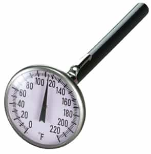 "ATD Tools 1-3/4"" Dial Thermometer ATD-3407"