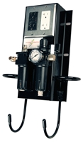 SVI International Inc  PowerStation™ for 2 Post Lifts Black, Yellow, Red or Blue - BH-7070-K, BH-7070-SY, BH-7070-RB & BH-7070-BS