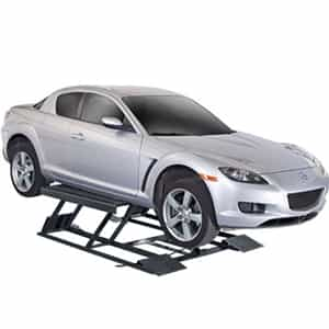 BendPak LR-60P Low-Rise Portable Specialty Car Lift 6,000 lb. Capacity