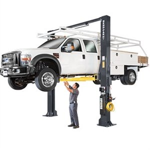 BendPak XPR-18CL-192 18,000 Lb. Ex-Tall Clearfloor, Standard Arms 2 Post Lift