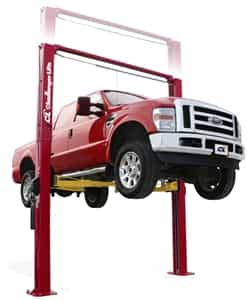 Challenger Lifts E12 12,000 Capacity Heavy Duty Two Post Lift
