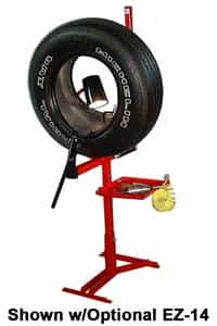 EZM-50 Manual Lever Tire Spreader by Mov-it Tire Products