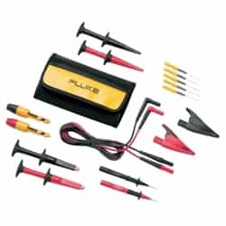 Fluke SureGrip™ Deluxe Automotive Test Lead Kit FLUTLK282
