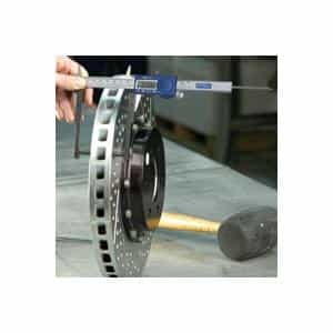 "Fowler 16""/400mm Extended Range Drum & Rotor Kit with Xtra-Value Caliper FOW74-101-888"