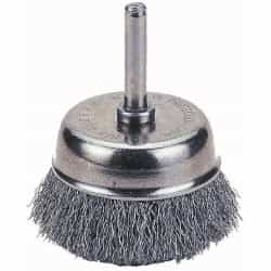 "Firepower 1-1/2"" Crimped Wire Cup Brush FPW1423-2106"