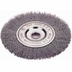 "Firepower 6"" Crimped Wire Wheel Brush FPW1423-2121"