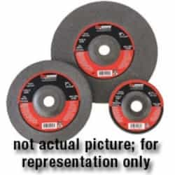 "Firepower 4-1/2"" x 1/4"" x 7/8"" 5 Pack Type 27 Depressed Center Grinding Wheels FPW1423-2188"