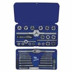 Hanson 41 Piece Metric Tap and Die Set HAN26317