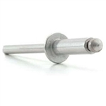 "Helicoil 20pk 1/4"" Steel Rivets HEL57442"
