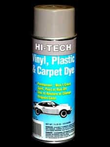 Hi-Tech Industries Vinyl, Plastic, & Carpet Dye, Light Gray HIT-HT-410