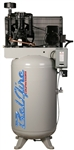 BelAire 338V4 5HP 80G Two Stage Three Phase Electric Air Compressor p/n 8090252837