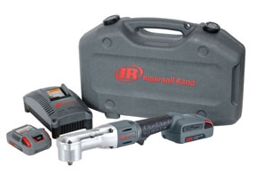 "Ingersoll Rand W5350-K22 IQv20 1/2"" 20V Right Angle Impactool Kit w/ 2 Batteries - IRC-W5350-K22"