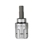 KD Tools 8mm Vortex Hex Bit Socket KDT89038