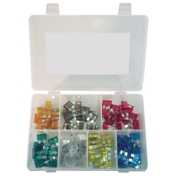 K Tool International 120 Piece Auto Fuse Assortment KTI00080
