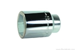 "K Tool International 3/4"" Drive 2"" Standard 6 Point Chrome Socket KTI24164"