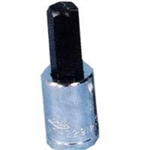 K Tool International 3/8in. Drive 4mm Hex Bit KTI27904