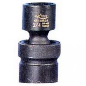 "K Tool International 1/2"" Drive 3/4"" Swivel 6 Point Impact Socket KTI33524"