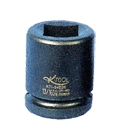 K Tool International 3/4in. Dr 13/16in. x 1-1/2in. Square Hex Budd Wheel Impact Socket KTI34027