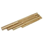K Tool International 3/4in. Brass Punch KTI72988