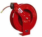 "Lincoln Lubrication 83754  1/2"" X 50 Ft. Retractable Air Hose Reel - LIN83754"