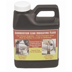 Lisle Combustion Leak Indicating Fluid for Diesel Engines LIS75730