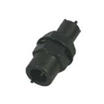 "Lisle 7/8"" Antenna Nut 6 Point Impact Black Socket LIS29820"