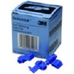 3M™ Scotchlok™ 801 Instant Electric Connector, 50 per Box MMM6126