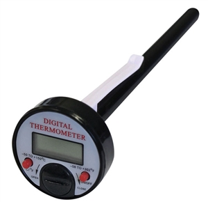 Mastercool 52223-A Pocket Digital Thermometer - MSC52223-A