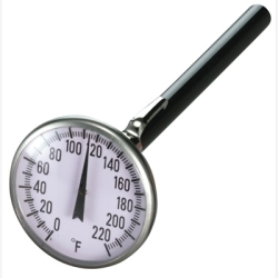 "Mastercool 1-3/4"" Pocket Thermometer MSC91120"