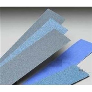 "Norton BlueMag Body File Sanding Sheets NorGrip VAC (80) Grit, 2-3/4"" x 16"" NOR23617"