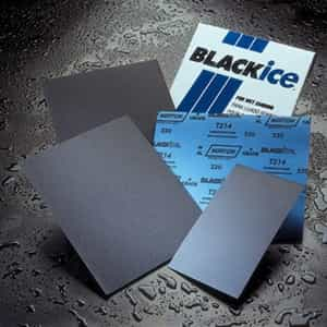 Norton Black Ice P600 Full Sheet 50 Pack NOR39383