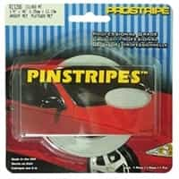 "Prostripe 1/8"" x 40' Solid Stripes Silver Metallic PRS-R20806"